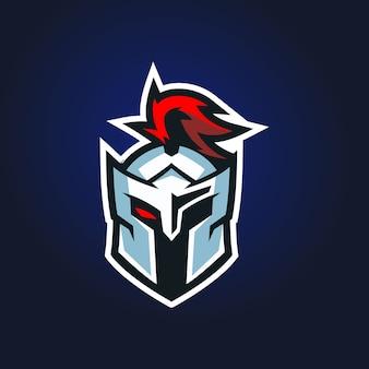 Logo van knight esports