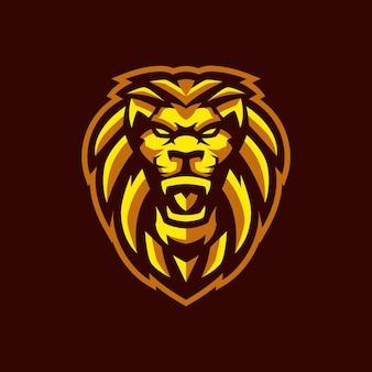 Logo van lion esports