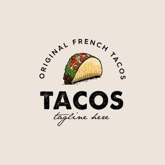 Logo van tacos