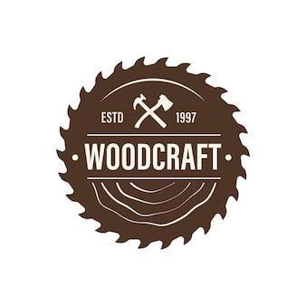 Logo van wood industries: