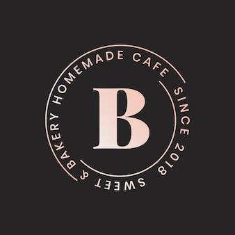 Logo voor cafés