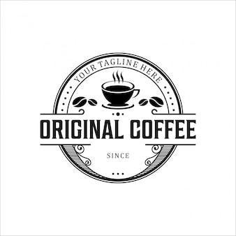 Logo voor coffeeshop