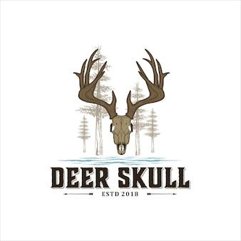 Logo voor jacht en avontuur