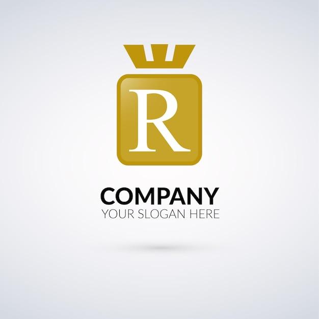 Logo voor luxe