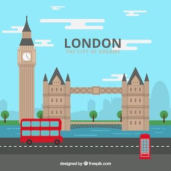 Londen, de stad van dromen