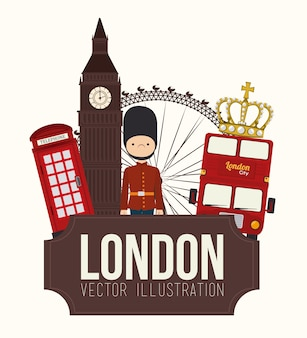 Londen ontwerp