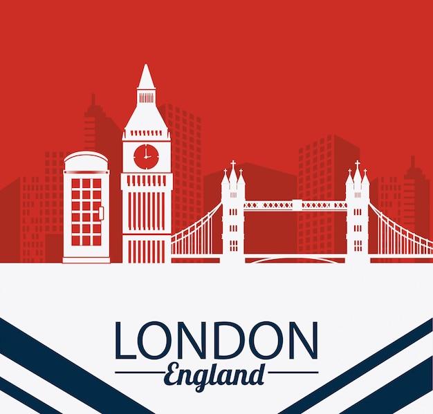 Londen ontwerp.