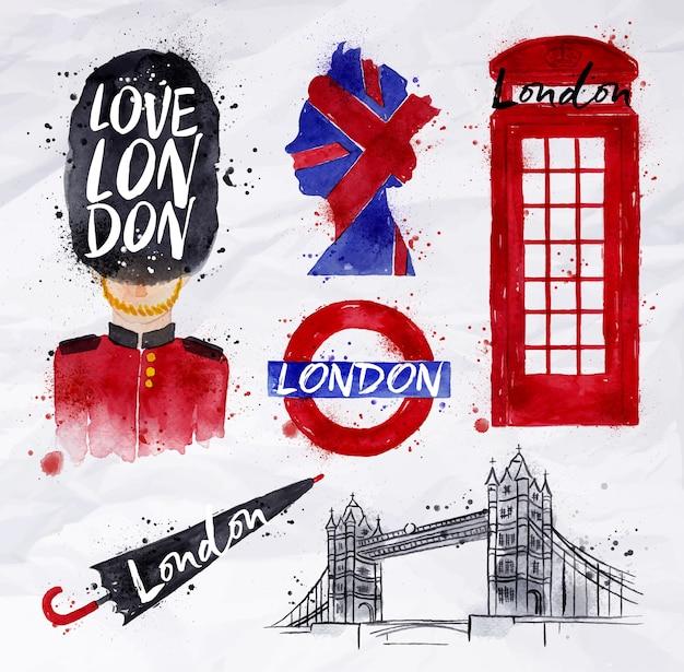 Londen symbolen