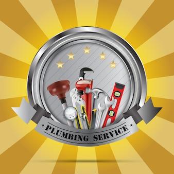 Loodgietersdienst banner