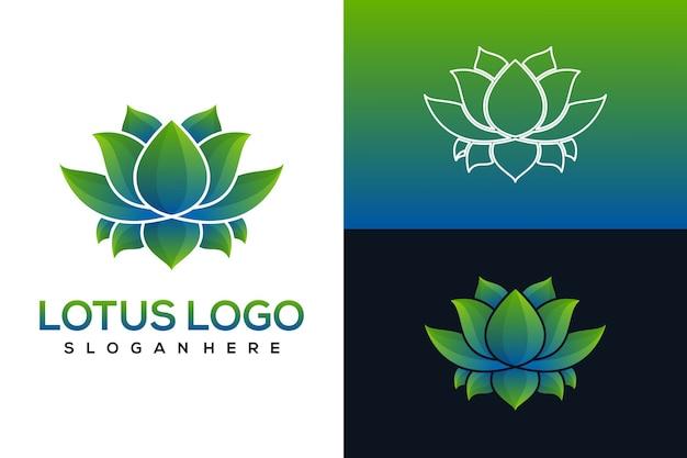 Lotus logo ingesteld