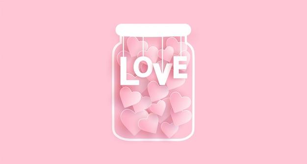 Love flessenpot met binnen hoort.