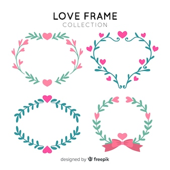 Love frame-collectie