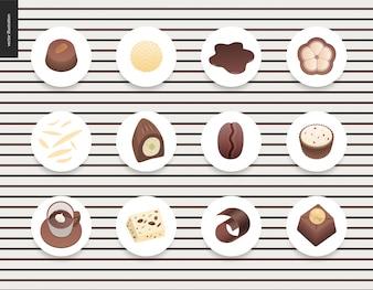 Love spring chocolate