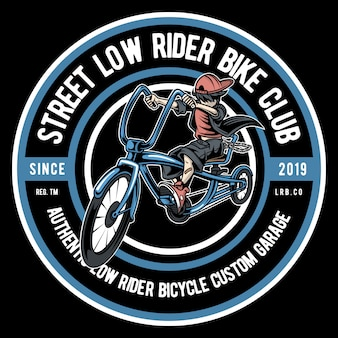 Low rider bike club