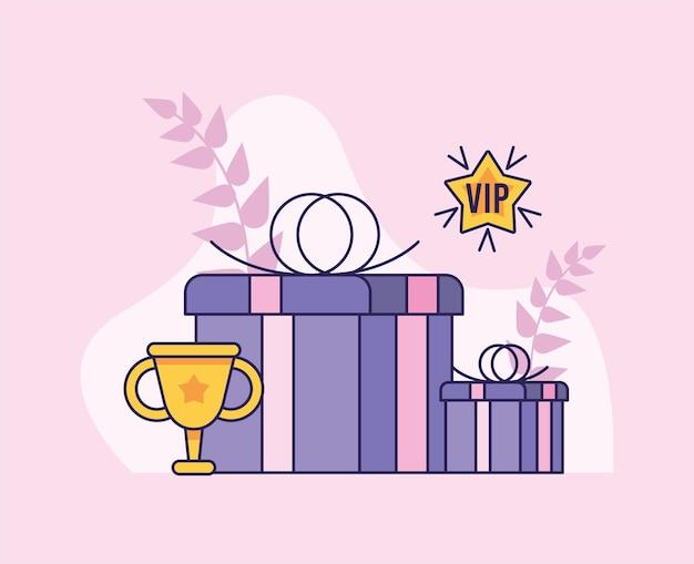 Loyaliteitsprogramma geschenken