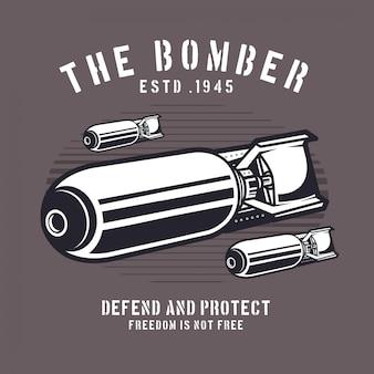 Luchtvaart bom