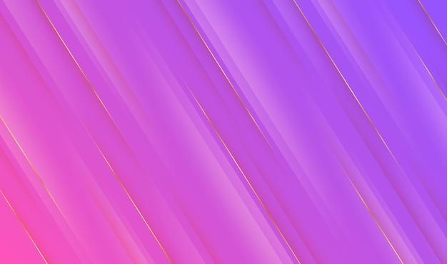 Luxe abstracte achtergrond met geometrische stijl, overlappingslaag met gouden strepen