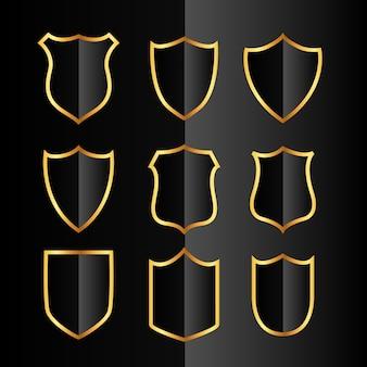 Luxe badges en symbolen collectie