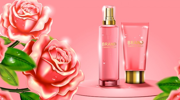 Luxe cosmetische huidverzorgingscrème