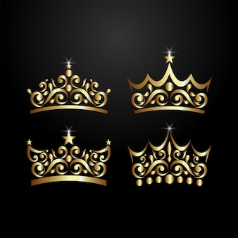 Luxe crown-logo