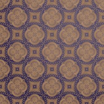 Luxe decoratief mandala ontwerp