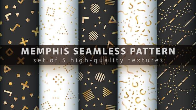 Luxe en elegant naadloos patroon