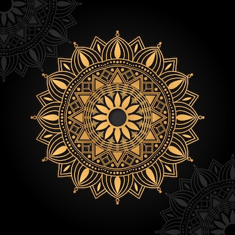 Luxe islamitische mandala