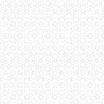 Luxe mandala naadloos patroon
