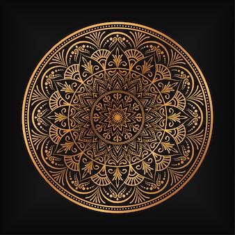 Luxe mandala patroon