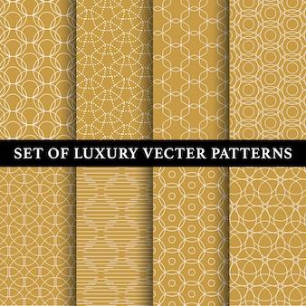 Luxe vintage patroonpak
