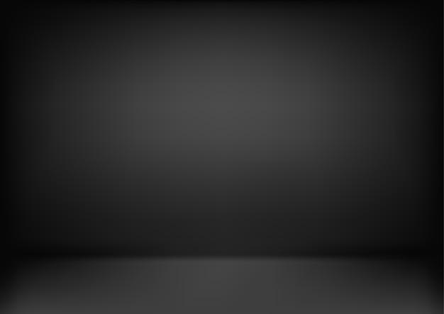 Luxe zwarte abstracte achtergrond