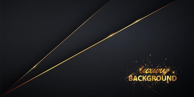 Luxe zwarte achtergrond