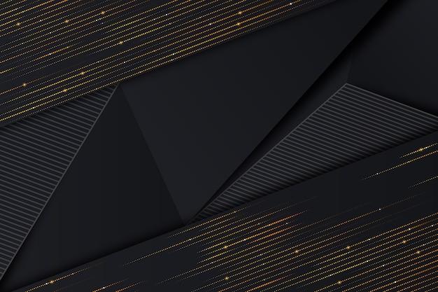 Luxeachtergrond met gouden details