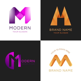 M logo collectie