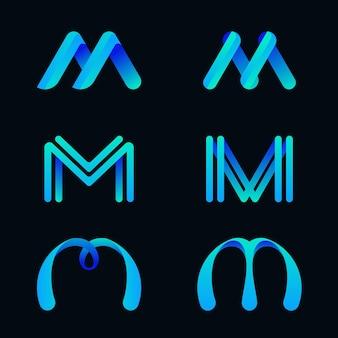 M logo collectie