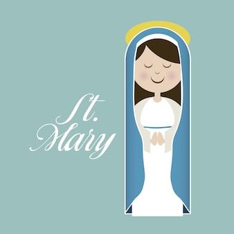 Maagd maria