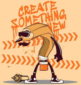 Maak iets nieuws