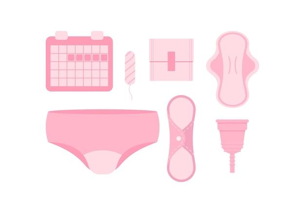 Maandverband vrouwen maandverband kalender tampon herbruikbare pad menstruatie cup onderbroek