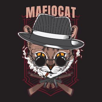 Maffia cat