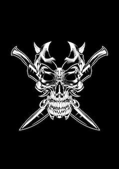 Maffia skull