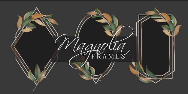 Magnolia frames