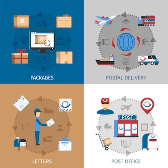 Mail concept ontwerp