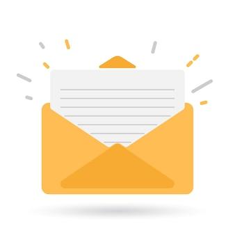 Mail envelop