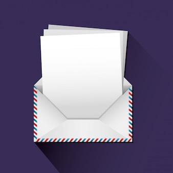 Mail ontwerp