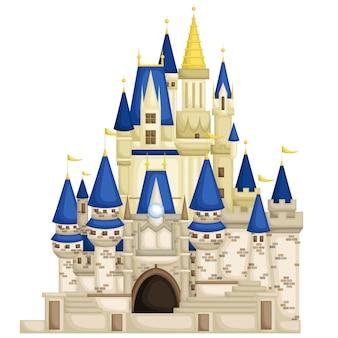 Majestueus kasteel