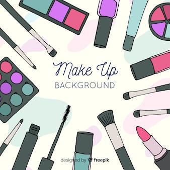 Make-up achtergrond