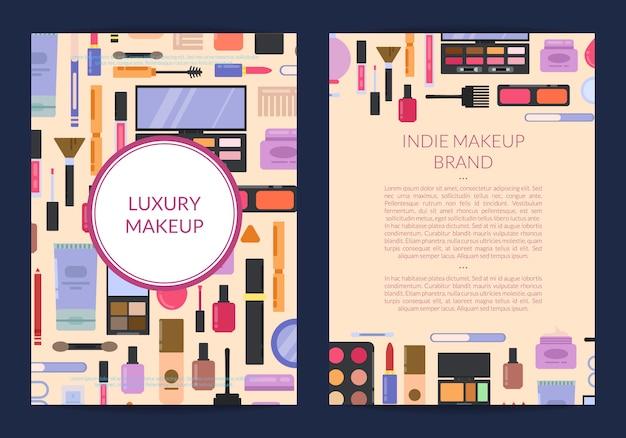 Make-up kaart