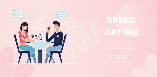 Speed Dating promotiecode