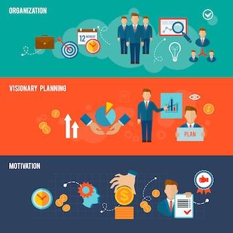 Management-bannerset