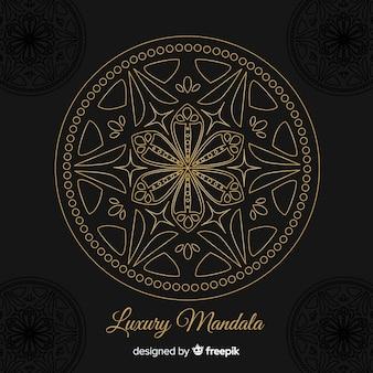 Mandala achtergrond